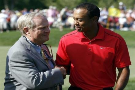 Nicklaus won't watch Woods' comeback