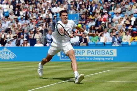 Raonic determined to take his chance
