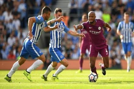 Kompany in contention for Palace