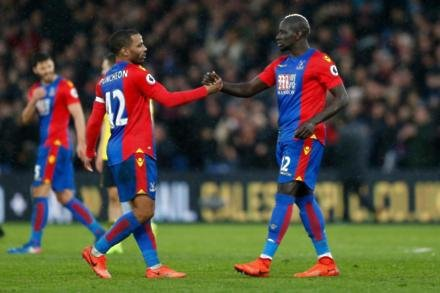 Sakho makes Palace shortlist