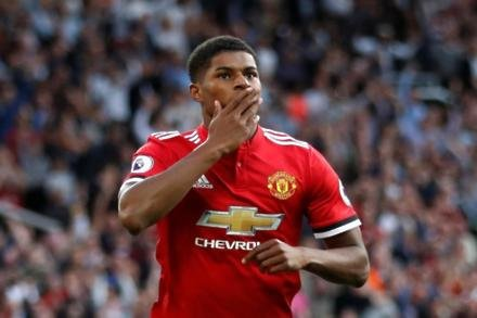 Giggs compares Rashford to Arsenal great