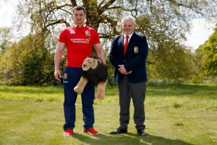 Lions have room to improve - Gatland