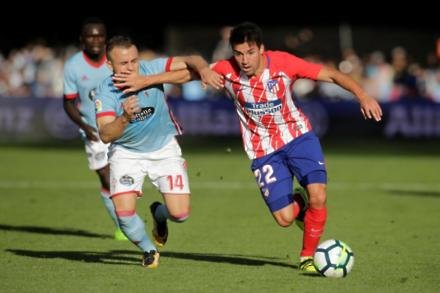 Hornets monitoring Atletico forward