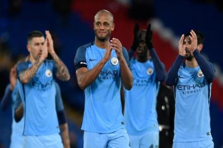 Silva lining for City as Kompany has problem