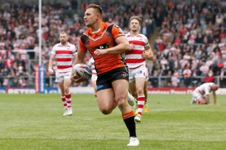 Eden boost for Tigers