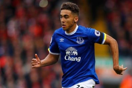 Everton youngster eyes goals