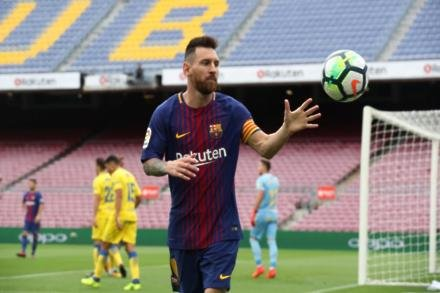 City rule out Messi approach