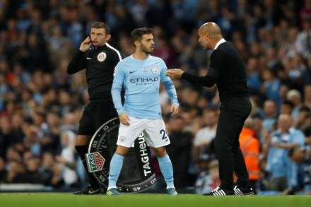 City fans not seen my best - Silva