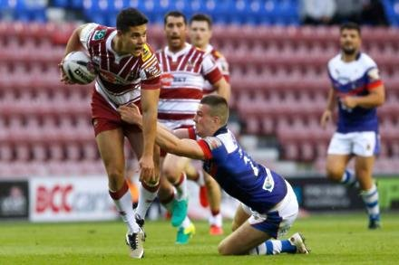 Injury boost for Wigan