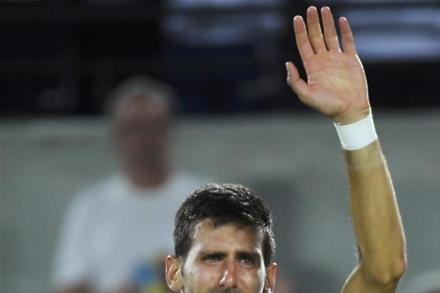 Djokovic wants his smile back