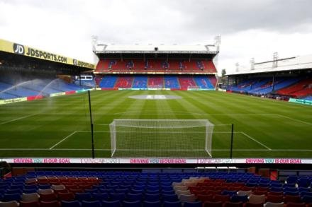 Palace set for stadium announcement