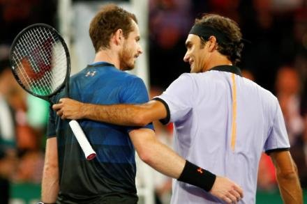 Murray is struggling - Federer