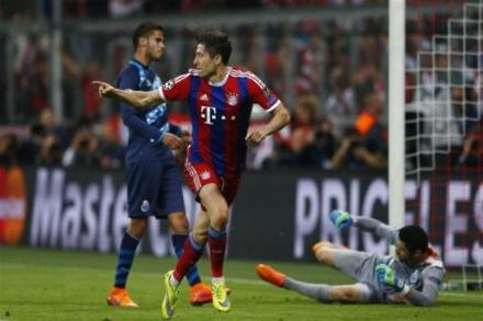 Chelsea eye shock Bayern swoop