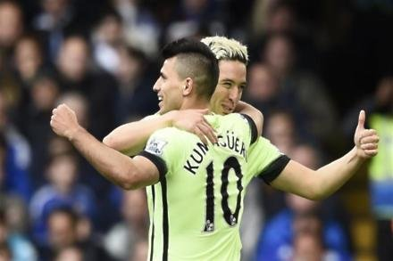 Chelsea 0-3 Manchester City