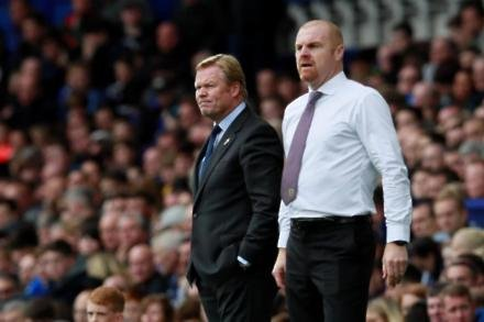 Dyche refuses to rule out Toffees