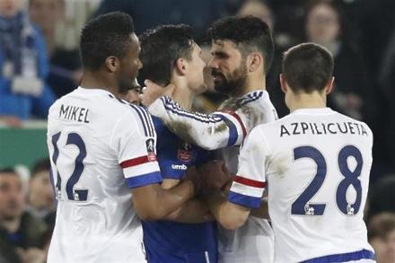 Costa to escape FA charge