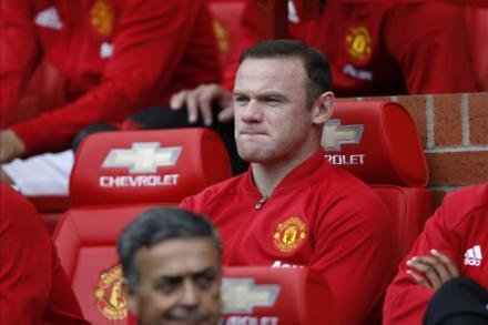 Rooney missing for United