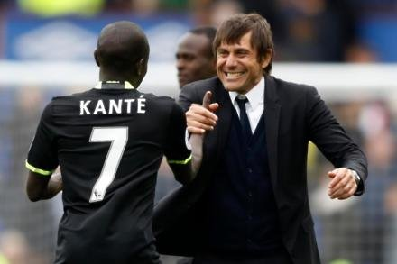 Conte targets Chelsea stay