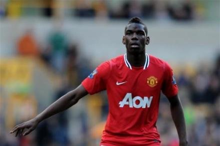 United missing Pogba
