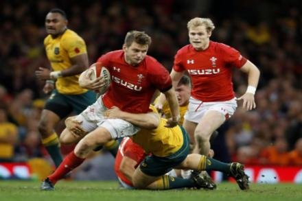 Biggar blow has Wales sweating