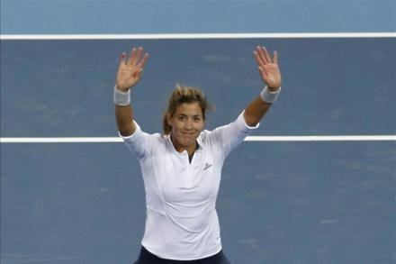 Serena gets Muguruza backing