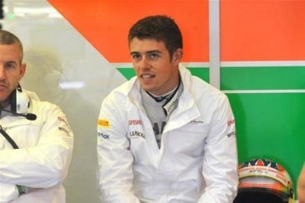 Di Resta enters Williams race