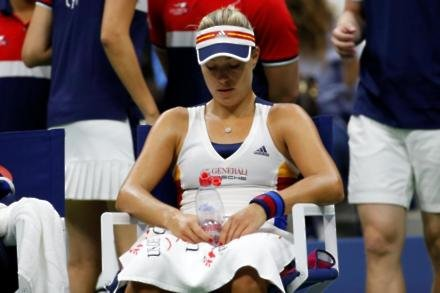 Kerber ready for Barty battle