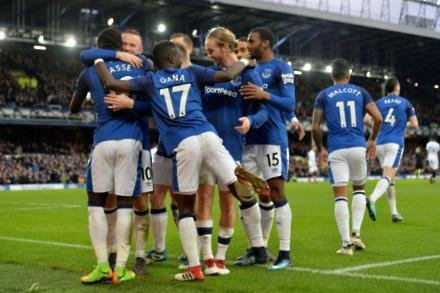 Everton 3-1 Crystal Palace