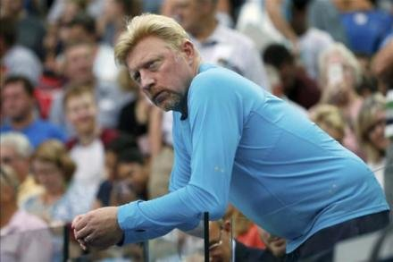 Becker unhappy with Murray comments