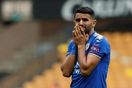 Puel plays down latest Mahrez rumours