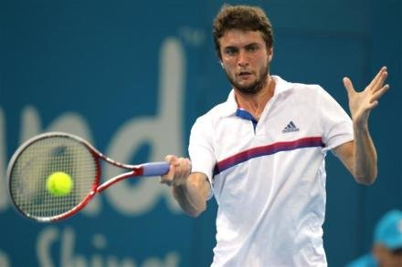 Chardy replaces Simon for France
