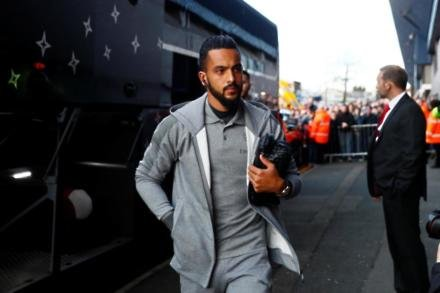 Walcott excited by Everton move