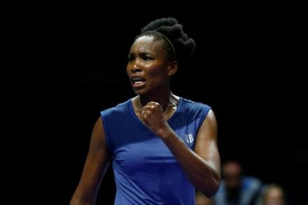 Venus bouncess back in Singapore