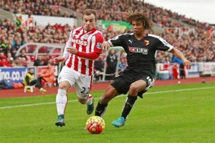 Flores plays down Ake deal hopes