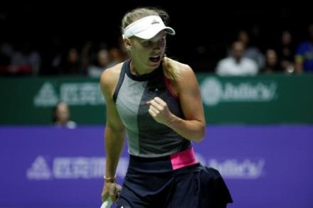 Wozniacki focused on winning - not rankings