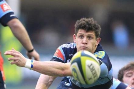 Blues tie down Williams