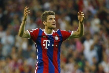 Reds wanted Bayern ace