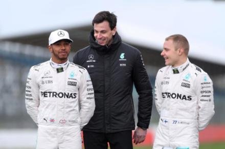 Mercedes chief hails partnership