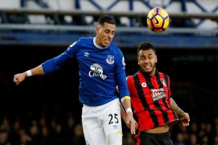 Toffees defender has successful surgery