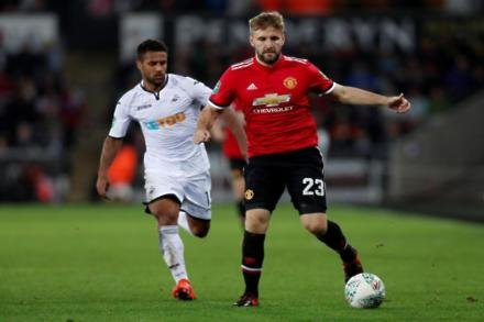 Shaw up for Spurs star swap move