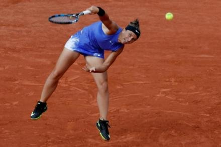 ITF confirm Errani doping violation