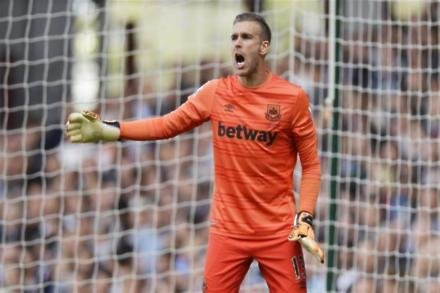 Palace wait in wings for Adrian