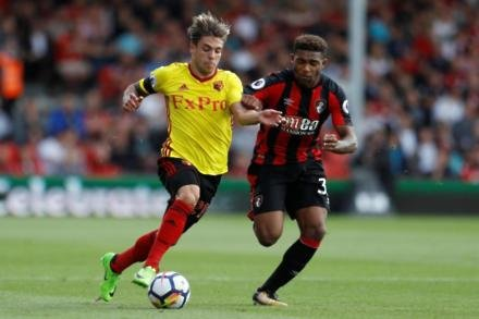 Full back fit as Watford play host to Manchester City