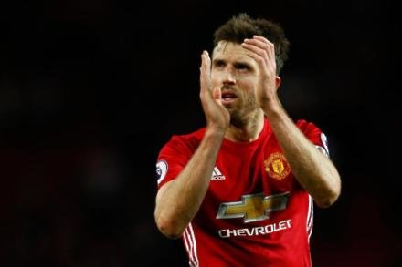 Carrick accepts United role