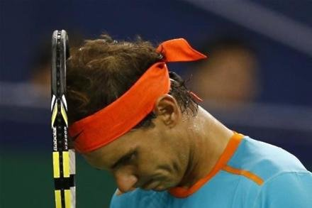 Nadal misses out on top spot