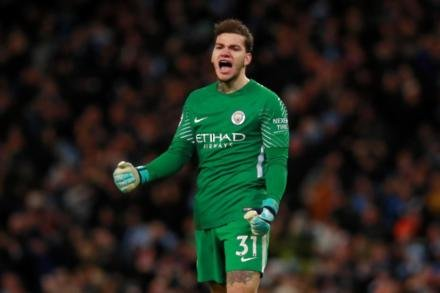 New deal for Ederson - reports