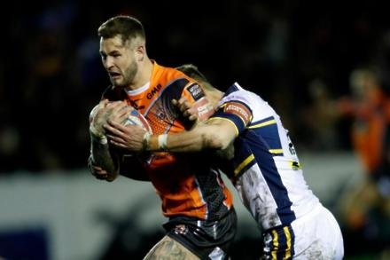 Hardaker suspended after failing drugs test