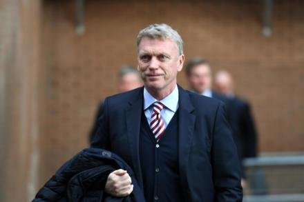 Moyes talks up Black Cats' belief