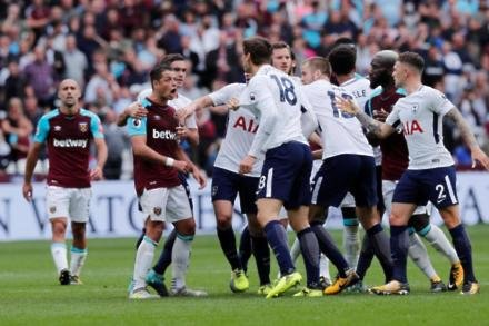 Hammers and Spurs charged