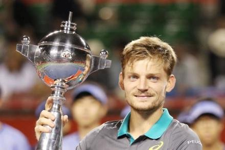 Goffin is big in Japan
